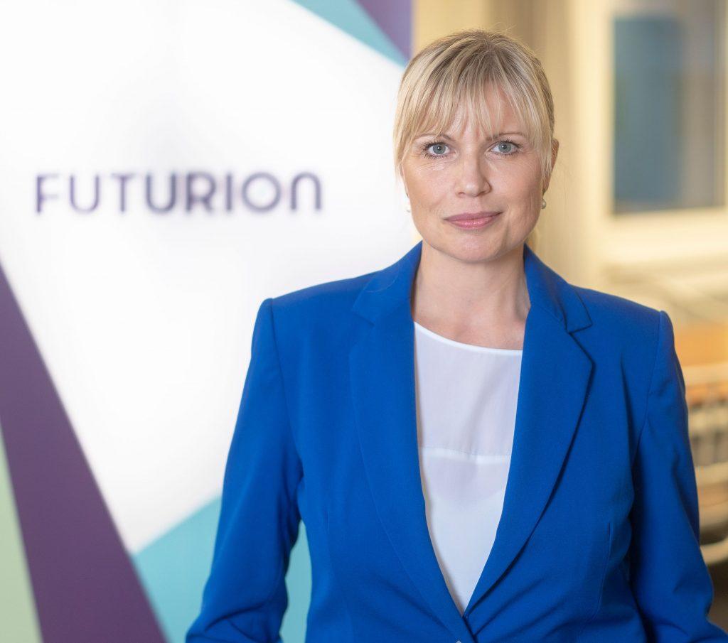 - När omvärlden förändras i snabb takt behövs det mer kunskap och mer debatt om framtidens arbetsmarknad. På Futurion arbetar vi forskningsnära och i dialog med andra aktörer, säger Ann-Therese Enarsson, VD för tankesmedjan.