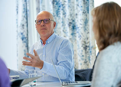 Sören Holm –Ordförande